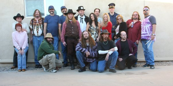 Cast and Crew of The 420 Movie
