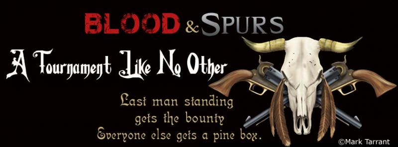 Blood and Spurs