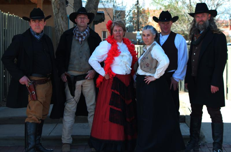 New Mexico Gunfighters Association - 2013
