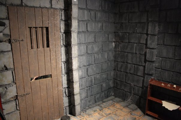 "The Cell from Episode # 6 of ""The Witching Hour"""