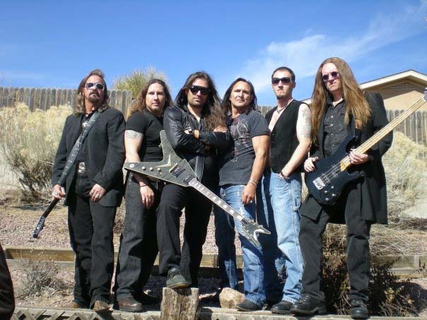 "The Dark - the heavy metal band from Episode # 4 of ""The Witching Hour"" (2010)"